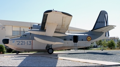 Photo ID 219465 by Fernando Sousa. Spain Air Force Grumman HU 16B ASW Albatross, AN 1B 13