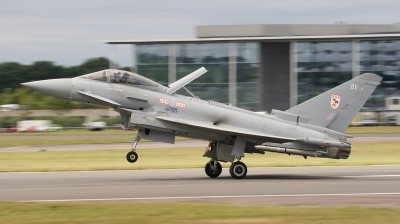 Photo ID 25426 by Lee Barton. UK Air Force Eurofighter EF 2000 Typhoon F2, ZJ910