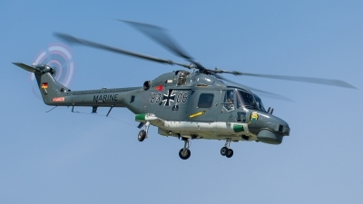 Photo ID 219269 by Sascha Gaida. Germany Navy Westland WG 13 Super Lynx Mk88A, 83 06