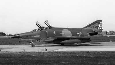 Photo ID 219290 by Eric Tammer. USA Air Force McDonnell Douglas RF 4C Phantom II, 64 0997
