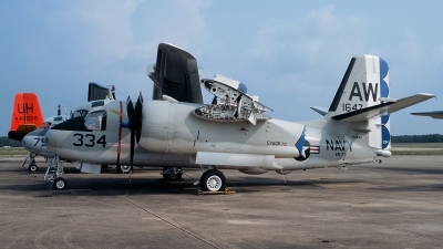 Photo ID 219316 by Henk Schuitemaker. USA Navy Grumman S 2E Tracker G 121 S2F 3S, 151647