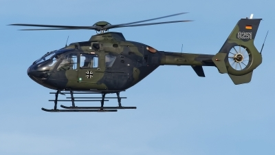Photo ID 219315 by Rainer Mueller. Germany Army Eurocopter EC 135T1, 82 51