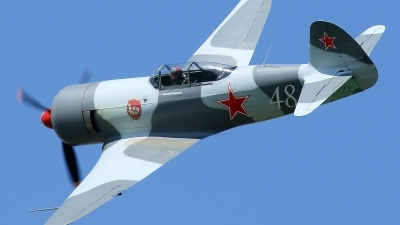Photo ID 219404 by Maurice Kockro. Private Private Yakovlev Yak 3UA, F AZZK