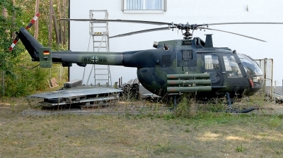 Photo ID 219462 by Florian Morasch. Germany Army MBB Bo 105P1A1, 87 65