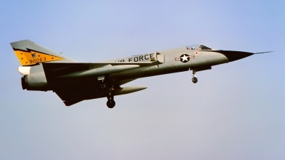 Photo ID 219507 by Gerrit Kok Collection. USA Air Force Convair F 106A Delta Dart 8, 59 0063