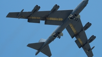 Photo ID 25340 by Jaysen F. Snow - Midwest Tail Chasers. USA Air Force Boeing B 52H Stratofortress, 61 0031