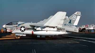 Photo ID 219585 by Alex Staruszkiewicz. USA Navy LTV Aerospace A 7E Corsair II, 159303