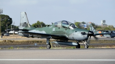 Photo ID 219613 by Marc van Zon. Brazil Air Force Embraer A 29A Super Tucano, 5723