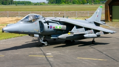 Photo ID 219669 by markus altmann. UK Air Force British Aerospace Harrier GR 7, ZD466