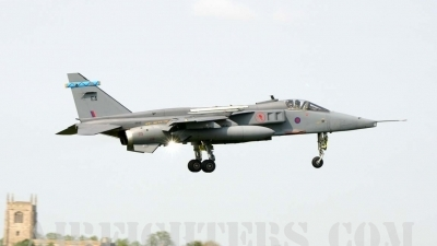 Photo ID 2827 by James Matthews. UK Air Force Sepecat Jaguar GR3A, XX112