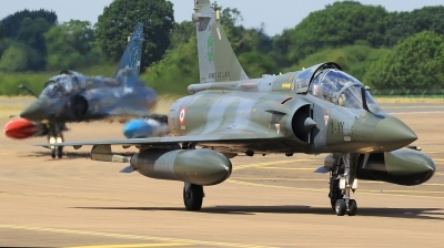 Photo ID 219696 by Barry Swann. France Air Force Dassault Mirage 2000D, 649