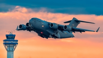 Photo ID 219733 by Stefan Schmitz. USA Air Force Boeing C 17A Globemaster III, 09 9206