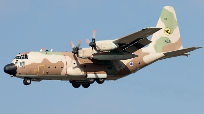 Photo ID 219734 by F. Javier Sánchez Gómez. Israel Air Force Lockheed C 130H Karnaf L 382, 435