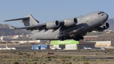 Photo ID 219810 by MANUEL ACOSTA. NATO Strategic Airlift Capability Boeing C 17A Globemaster III, 08 0003