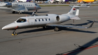 Photo ID 219839 by Florian Morasch. Serbia Government Learjet 31A, YU BRZ