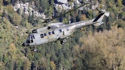 Photo ID 219850 by Milos Ruza. Switzerland Air Force Aerospatiale AS 332M1 Super Puma, T 312