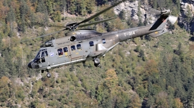 Photo ID 219855 by Milos Ruza. Switzerland Air Force Aerospatiale AS 332M1 Super Puma, T 314