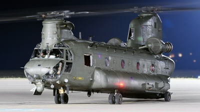 Photo ID 219874 by Matthias Becker. UK Air Force Boeing Vertol Chinook HC2 CH 47D, ZA713