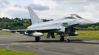 Photo ID 219886 by Matthias Becker. Germany Air Force Eurofighter EF 2000 Typhoon S, 30 11