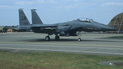 Photo ID 219913 by Peter Boschert. USA Air Force McDonnell Douglas F 15E Strike Eagle, 91 0332