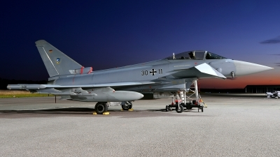 Photo ID 219902 by Matthias Becker. Germany Air Force Eurofighter EF 2000 Typhoon S, 30 11
