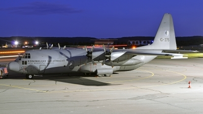 Photo ID 219919 by Matthias Becker. Netherlands Air Force Lockheed C 130H Hercules L 382, G 275