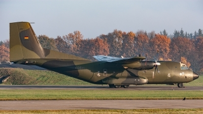 Photo ID 219995 by Jan Eenling. Germany Air Force Transport Allianz C 160D, 50 36