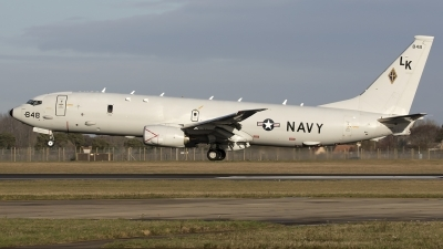 Photo ID 220014 by Chris Lofting. USA Navy Boeing P 8A Poseidon 737 800ERX, 168848