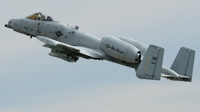 Photo ID 220023 by Rod Dermo. USA Air Force Fairchild A 10C Thunderbolt II, 78 0641