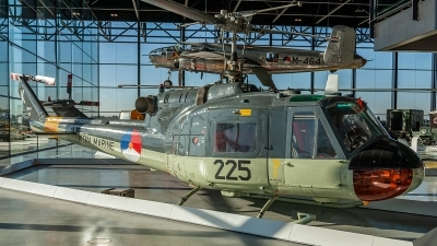 Photo ID 220035 by Jan Eenling. Netherlands Navy Agusta Bell I UH 1 AB 204B, 225