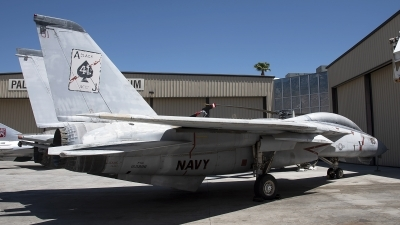 Photo ID 220064 by W.A.Kazior. USA Navy Grumman F 14A Tomcat, 160898