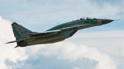 Photo ID 220114 by David Novák. Russia Air Force Mikoyan Gurevich MiG 29SMT 9 19, RF 90844