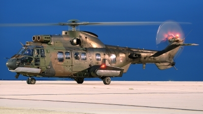 Photo ID 220090 by Matthias Becker. Netherlands Air Force Aerospatiale AS 532U2 Cougar MkII, S 442