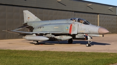 Photo ID 220146 by Mathias Grägel - GME-AirFoto. Germany Air Force McDonnell Douglas F 4F Phantom II, 38 74