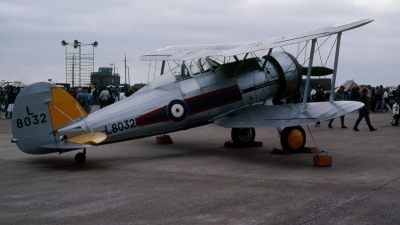 Photo ID 228458 by Michael Baldock. Private The Shuttleworth Collection Gloster Gladiator Mk I, G AMRK