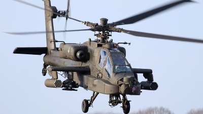 Photo ID 220127 by Mark Broekhans. Netherlands Air Force Boeing AH 64DN Apache Longbow, Q 04