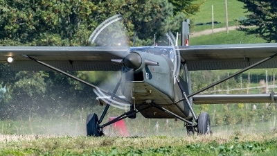 Photo ID 220201 by Martin Thoeni - Powerplanes. Switzerland Air Force Pilatus PC 6 B2 H2M 1 Turbo Porter, V 613