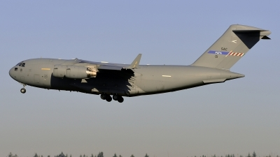 Photo ID 220233 by Matthias Becker. NATO Strategic Airlift Capability Boeing C 17A Globemaster III, 08 0001