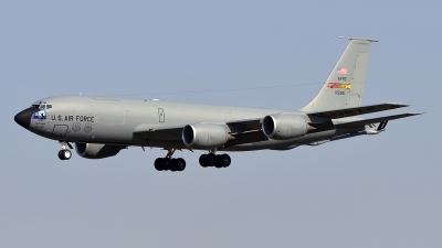 Photo ID 220218 by Matthias Becker. USA Air Force Boeing KC 135R Stratotanker 717 100, 61 0280