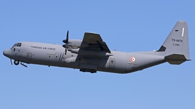 Photo ID 220278 by Chris Lofting. Tunisia Air Force Lockheed Martin C 130J Hercules L 382, Z21121