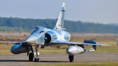 Photo ID 220287 by Hans Rödel. France Air Force Dassault Mirage 2000C, 120