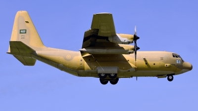 Photo ID 221438 by Matthias Becker. Saudi Arabia Air Force Lockheed C 130H Hercules L 382, 474