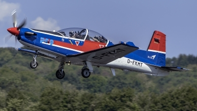 Photo ID 220322 by Matthias Becker. Company Owned E I S Aircraft GmbH Pilatus PC 9B, D FKMT