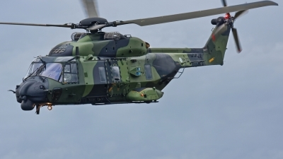 Photo ID 220298 by Rainer Mueller. Finland Air Force NHI NH 90TTH, NH 202