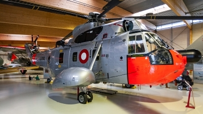 Photo ID 220305 by Jan Eenling. Denmark Air Force Sikorsky S 61A 1 Sea King, U 240