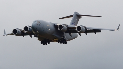 Photo ID 220478 by Lukas Kinneswenger. NATO Strategic Airlift Capability Boeing C 17A Globemaster III, 08 0003