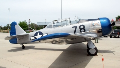 Photo ID 220337 by Ray Orgunwall. Private Private North American SNJ 5 Texan, N3579