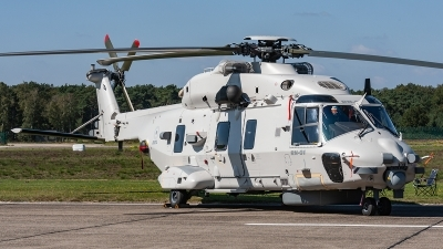Photo ID 220357 by Jan Eenling. Belgium Navy NHI NH 90NFH, RN01