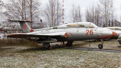 Photo ID 220523 by Andreas Zeitler - Flying-Wings. Russia Air Force Aero L 29 Delfin,