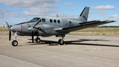 Photo ID 220471 by F. Javier Sánchez Gómez. Spain Air Force Beech C 90 King Air, E 22 01